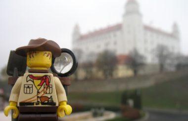 Slovakia: Bratislava (Lego & Travel)