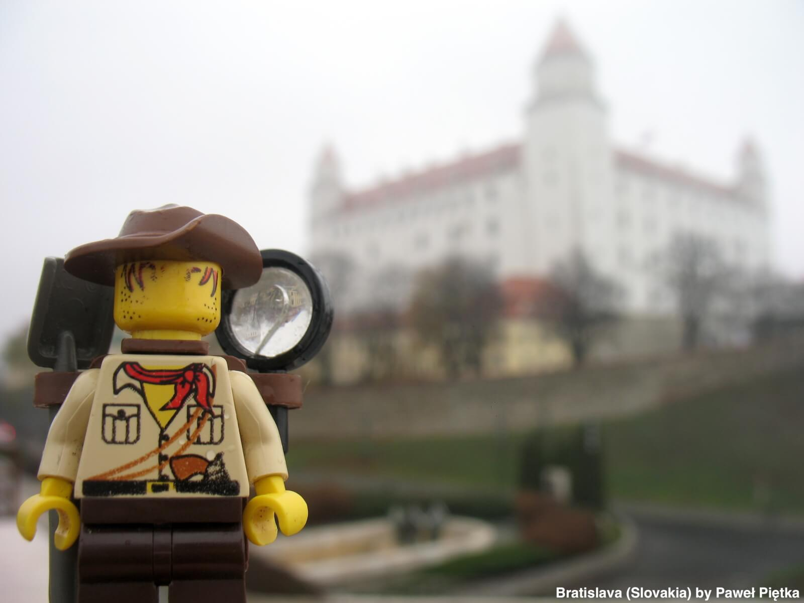 Bratislava (Slovakia) - Castle Hrad