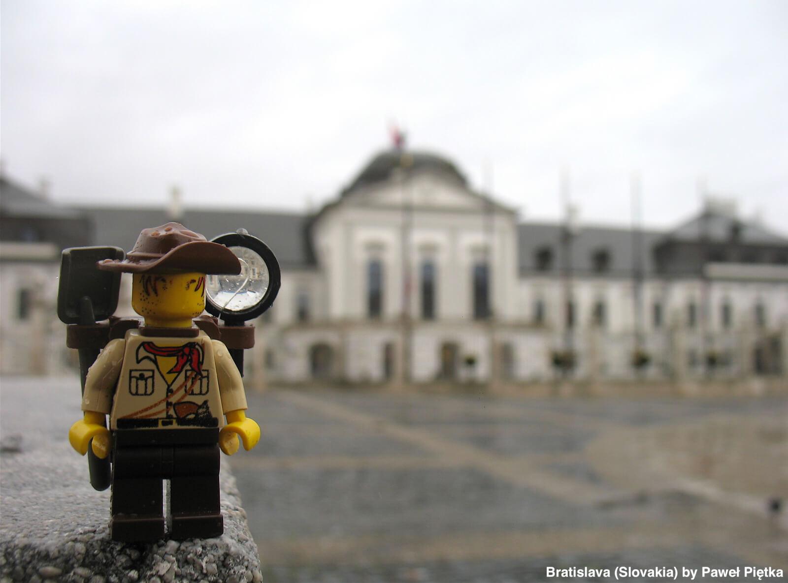 Bratislava (Slovakia) - Grassalkovich Palace