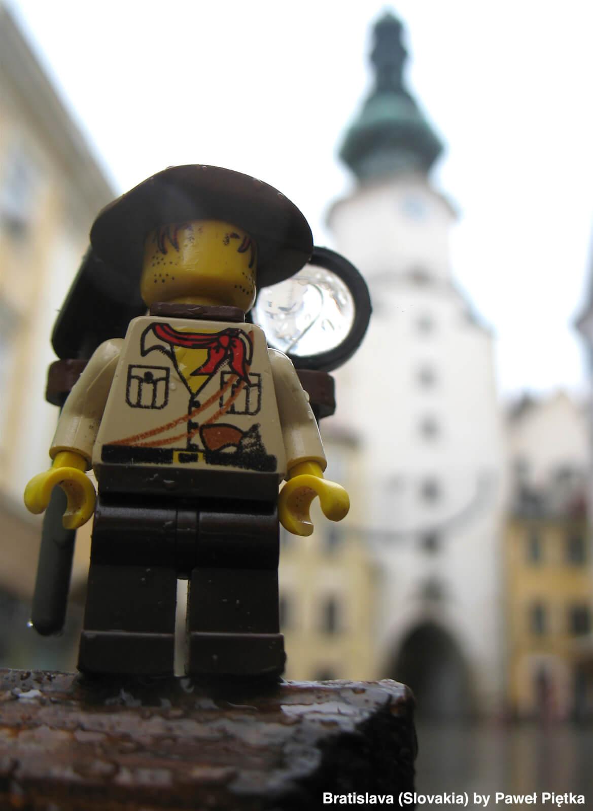 Bratislava (Slovakia) - Michael's Gate