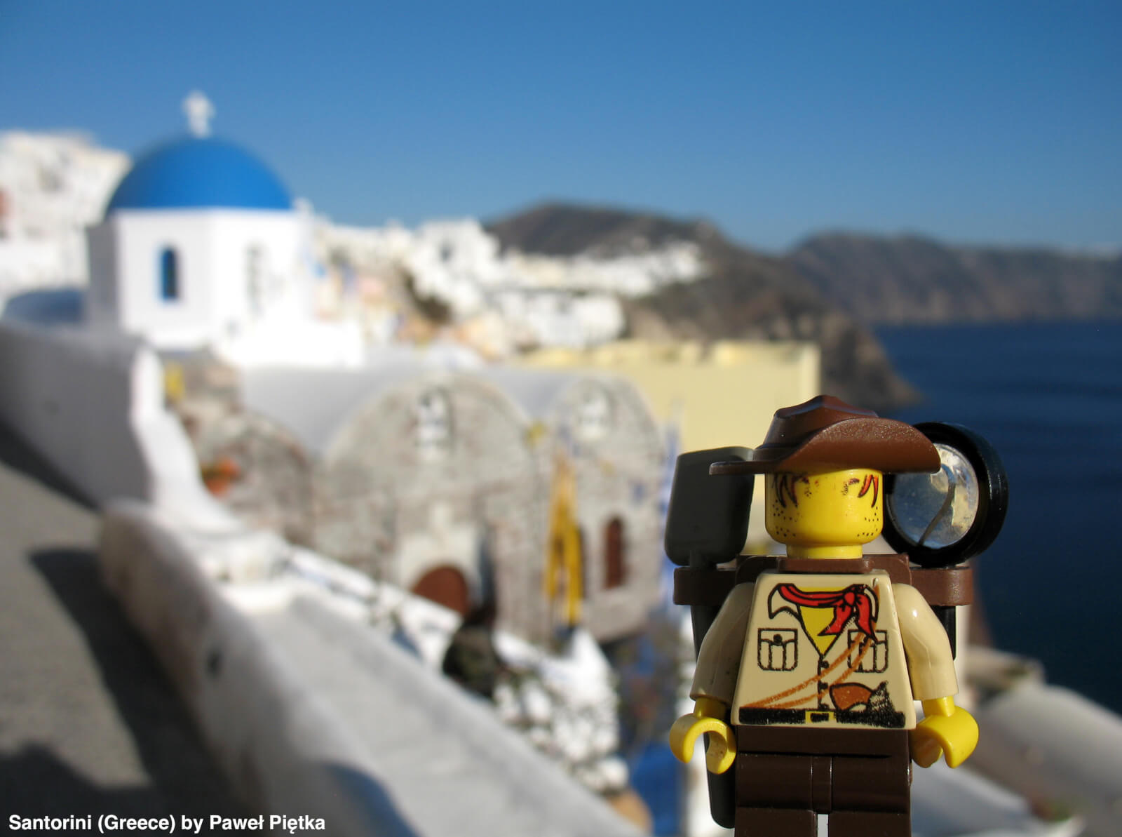 Santorini (Greece) - Oia 2