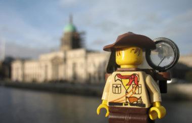Ireland: Dublin (Lego & Travel)