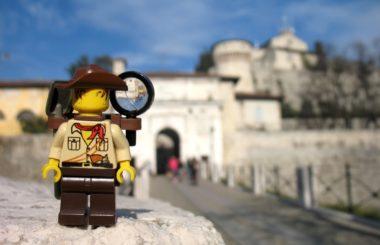 Italy: Brescia (Lego & Travel)