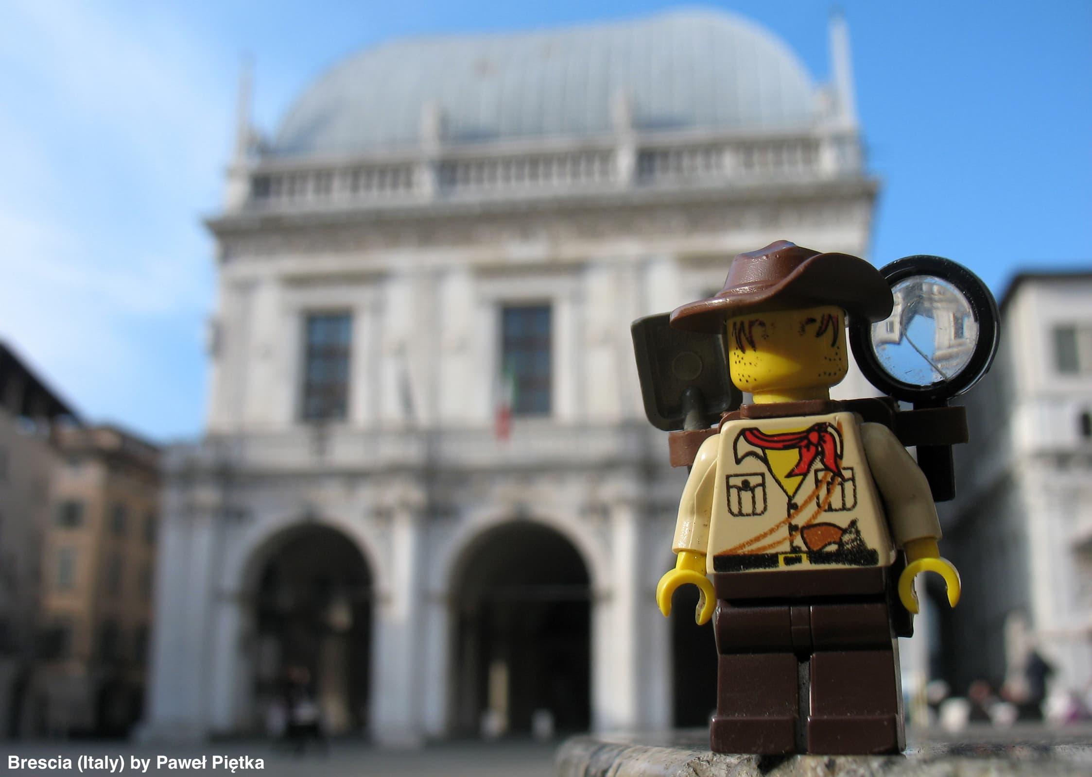 Brescia (Italy) - City Hall