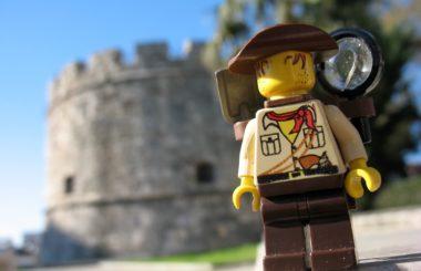 Albania: Durres (Lego & Travel)