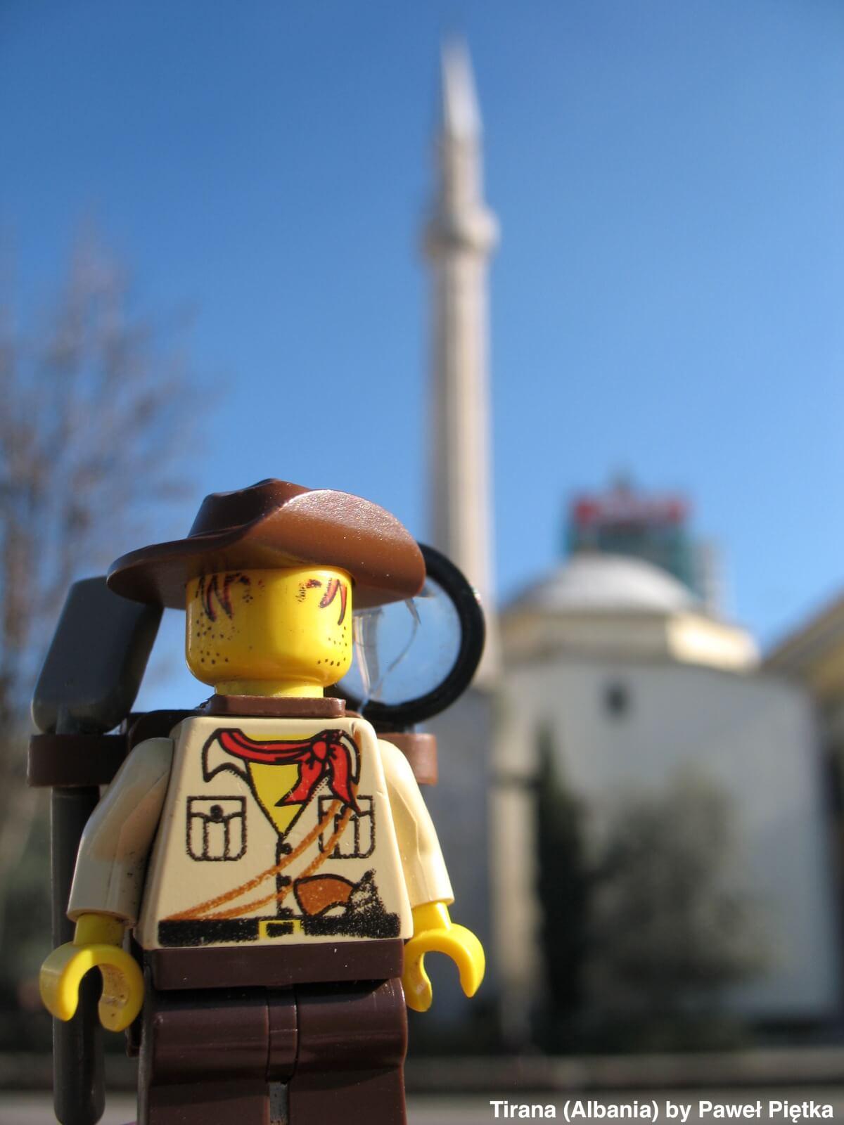 Tirana (Albania) - Et'hem Bey Mosque