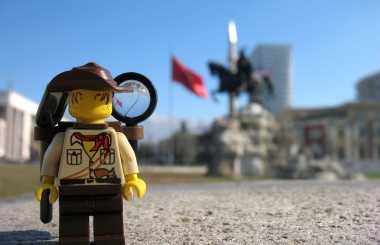 Albania: Tirana (Lego & Travel)