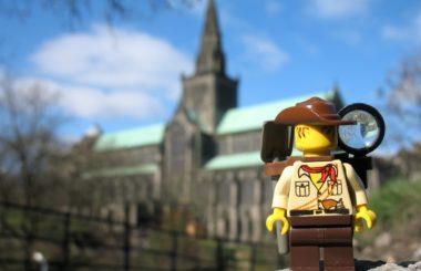 Scotland: Glasgow (Lego & Travel)