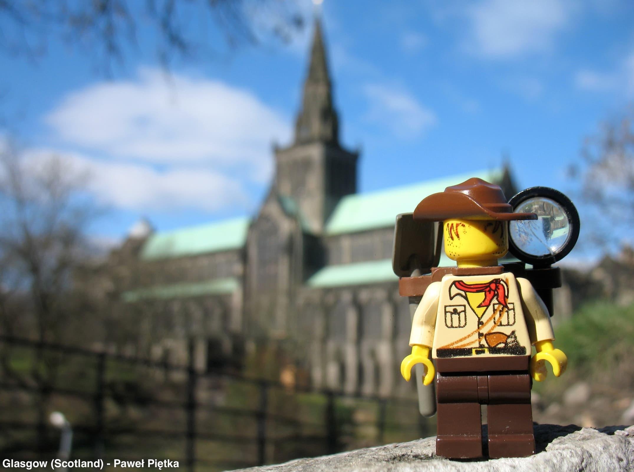Glasgow (Scotland) - Cathedral of Saint Mungo Pawel Pietka