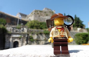Greece: Corfu (Lego & Travel)