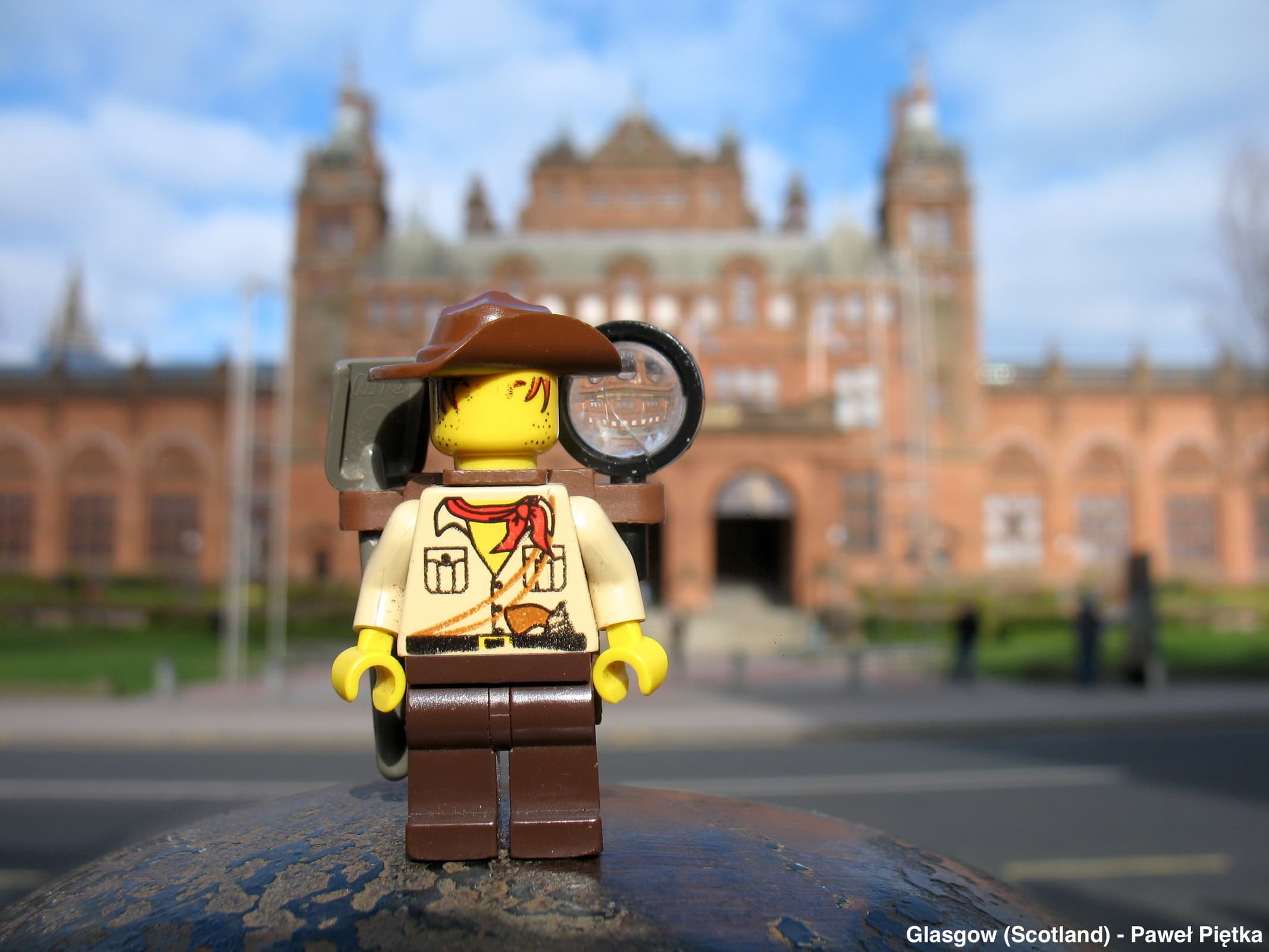 Glasgow (Scotland) - Kelvingrove Art Gallery and Museum