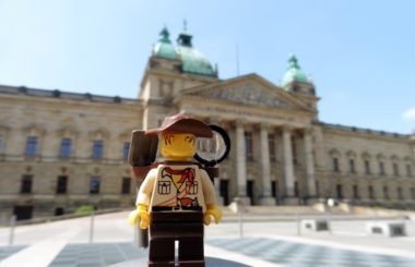 Germany: Leipzig (Lego & Travel)