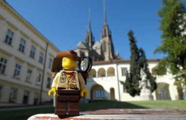 Czech Republic: Brno (Lego & Travel)