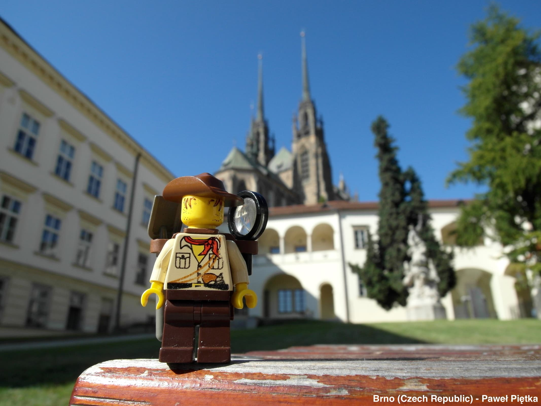 Brno (Czech Republic) - Cathedral of Saint Peter and Paul