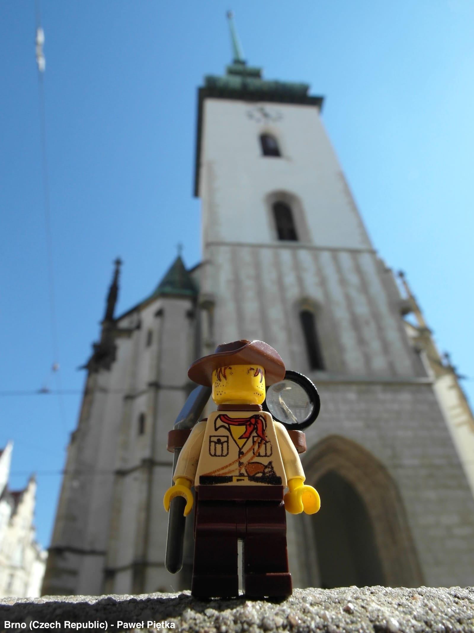 Brno (Czech Republic) - Church of St James