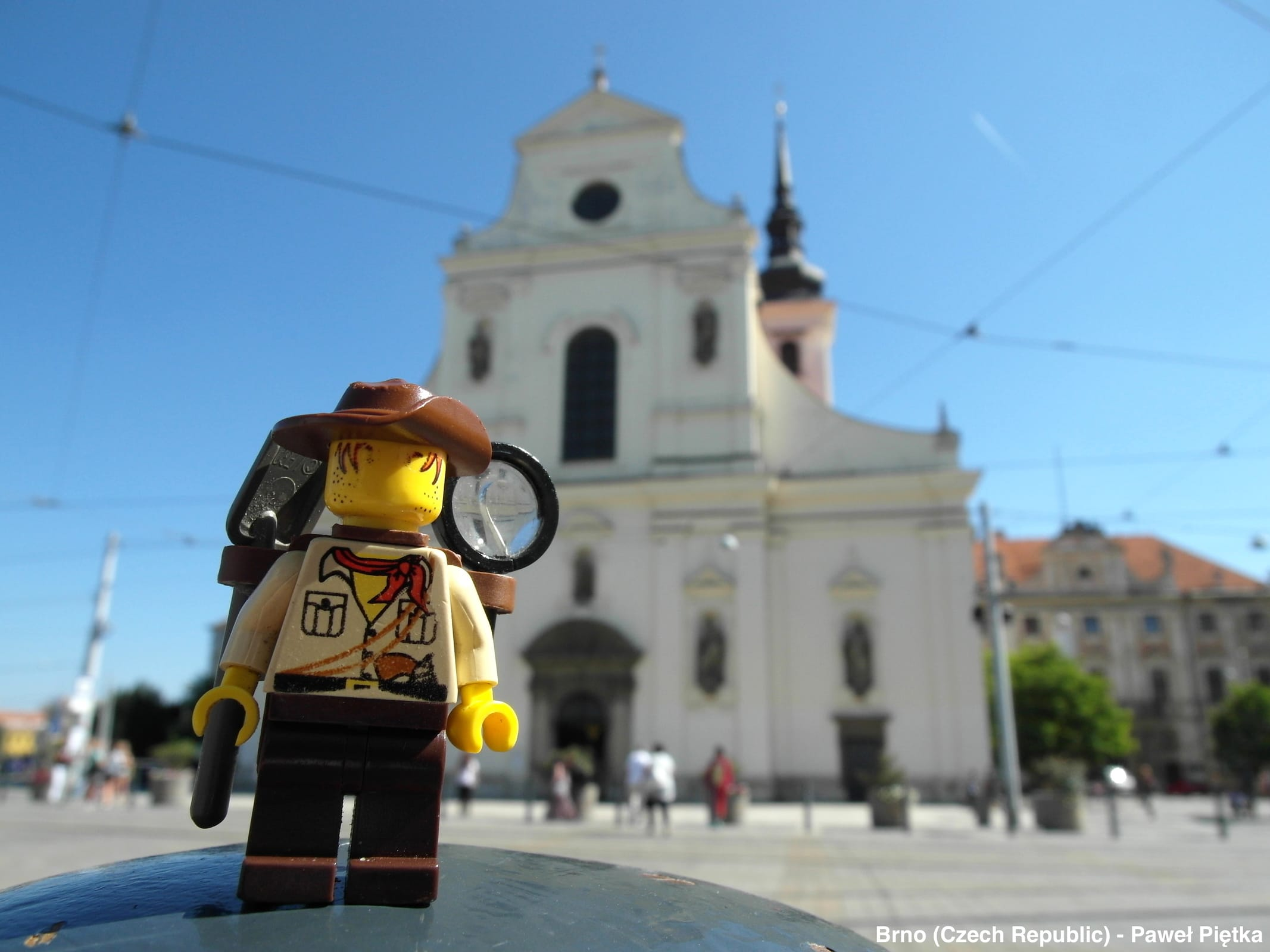 Brno (Czech Republic) - Church of St Thomas