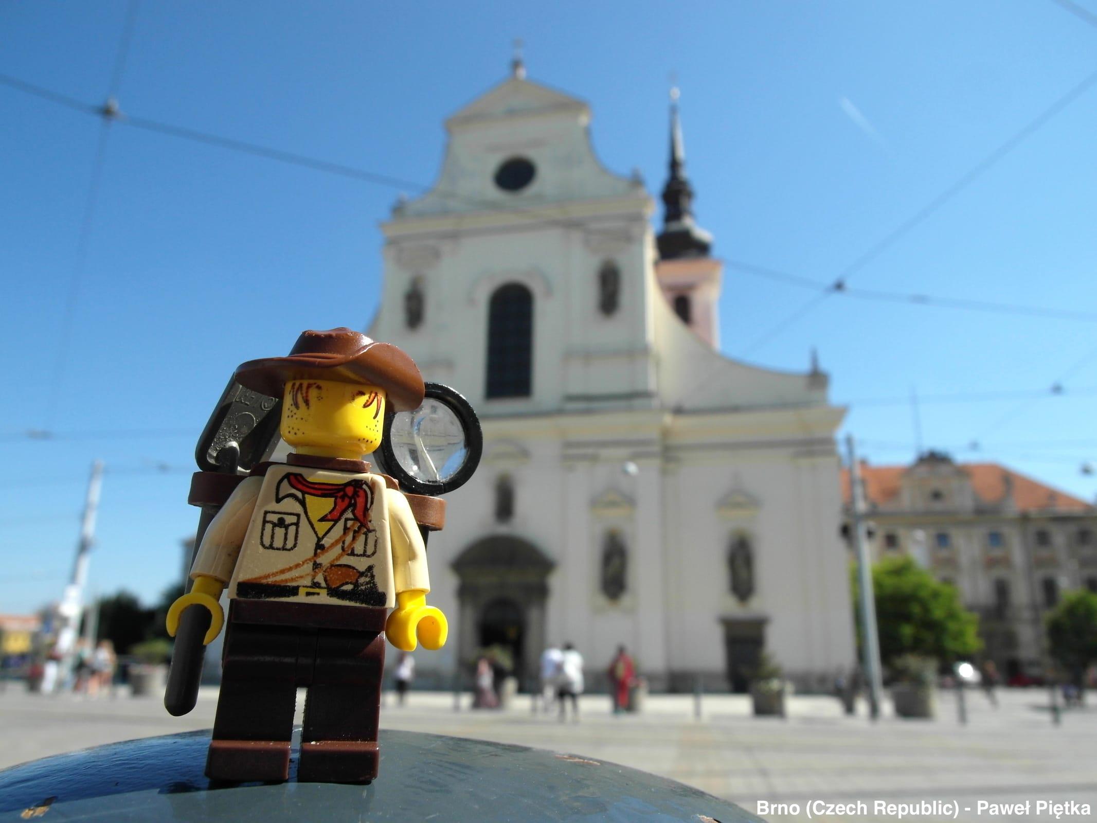 Brno (Czech Republic) - Church of St Thomas