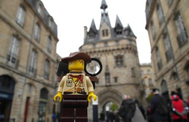 France: Bordeaux (Lego & Travel)