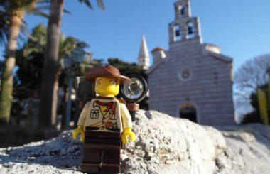 Montenegro: Budva (Lego & Travel)