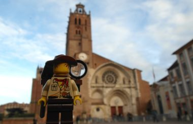 France: Toulouse (Lego & Travel)
