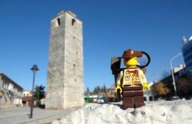 Montenegro: Podgorica (Lego & Travel)