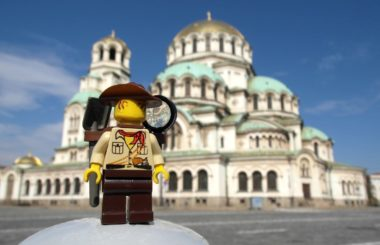 Bulgaria: Sofia (Lego & Travel)