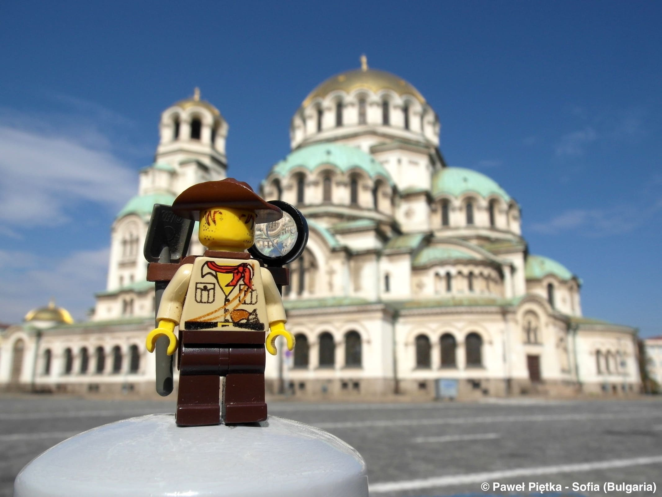 Bulgaria Sofia Lego Travel Pawels Travels