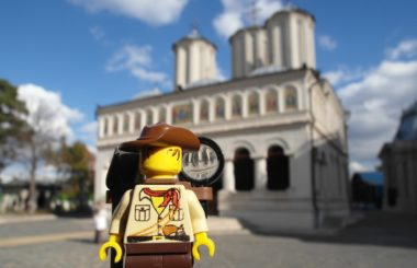 Romania: Bucharest (Lego & Travel)