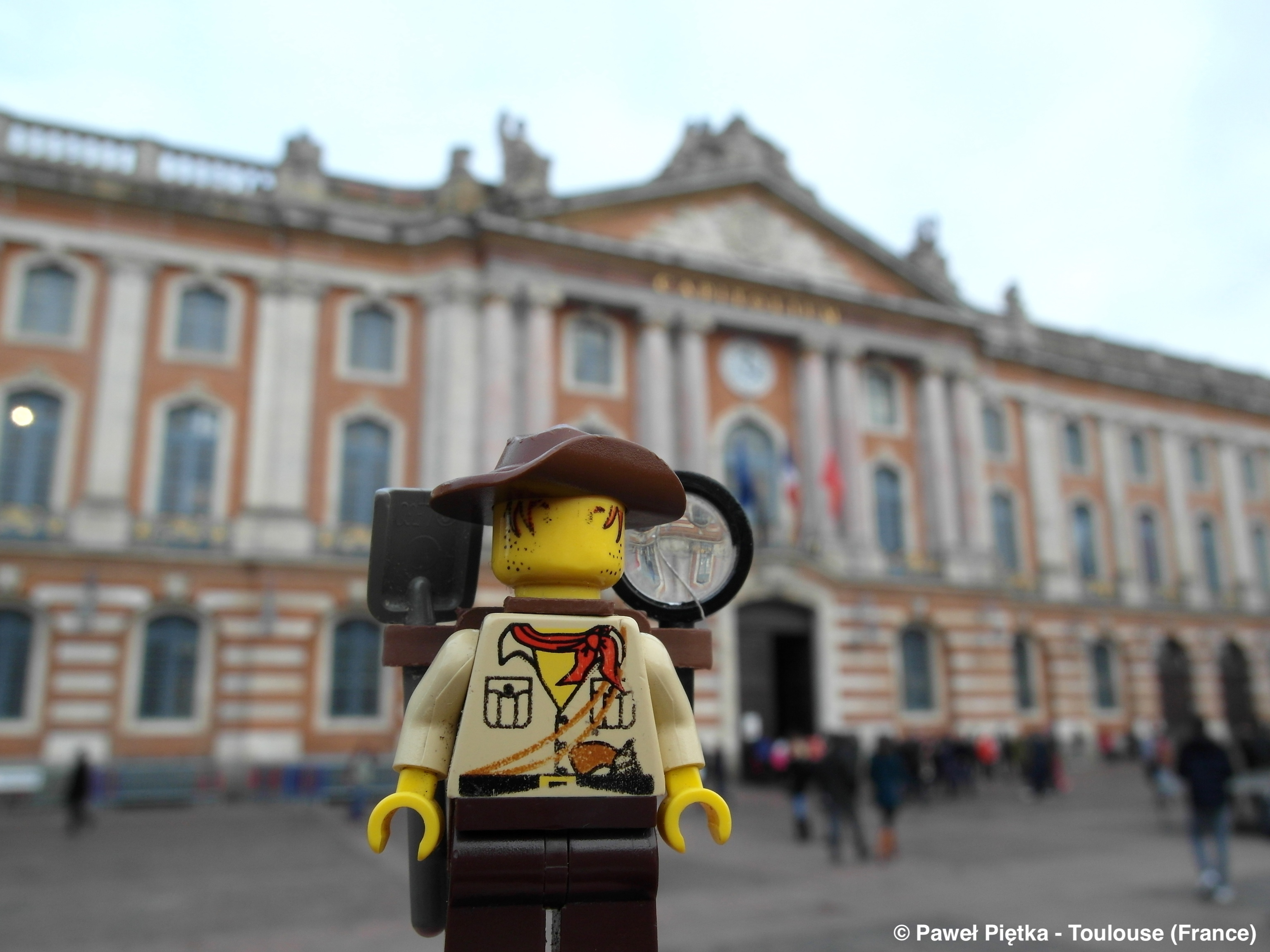 France Toulouse Lego Travel Pawels Travels