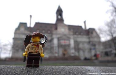Canada: Montreal (Lego & Travel)