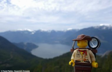 Canada: Squamish (Lego & Travel)