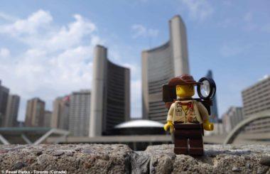 Canada: Toronto (Lego & Travel)